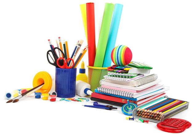Канцтовары для школы, собрать рюкзак в школу | Купить в магазинах ...
